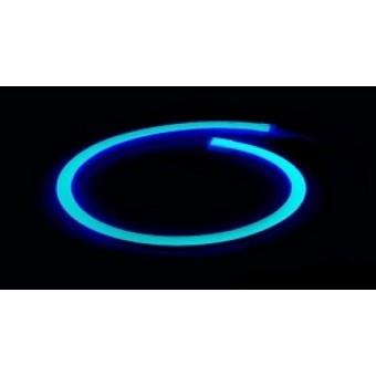 Гибкая неоновая трубка LED SMD 2835, IP67, 220V (синего свечения)
