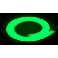 Гибкая неоновая трубка LED SMD 2835, IP67, 220V (зеленого свечения)