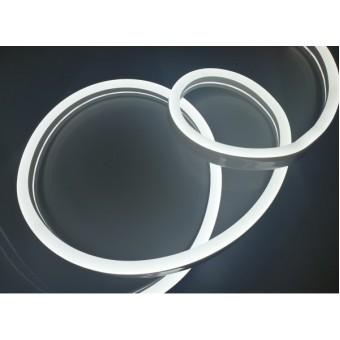 Неон LED ST 9Вт/м 12В 8х16мм  холодного белого свечения LEDSPOWER