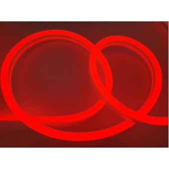 Неон 12 В LED Premium 11Вт/м 8х16мм  красного свечения LEDSPOWER