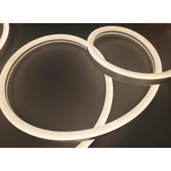 Неон 12 В LED ST 9Вт/м 8х16мм  теплого белого свечения LEDSPOWER