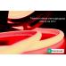 Светодиодная лента SMD 2835/180 IP68 24V 12w термостойкая (красного свечения)