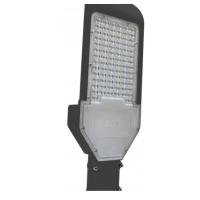 """Консольный LED прожектор """"Кобра"""" black 50W 6000K (холодного белого свечения)"""