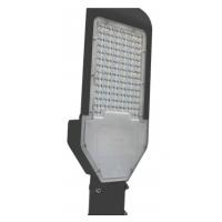"""Консольный LED прожектор """"Кобра"""" black 80W 6000K (холодного белого свечения)"""