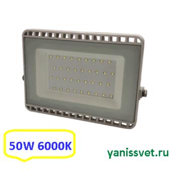 Прожектор светодиодный 50W 6000K IP65 220V