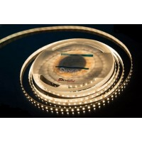 Светодиодная лента LUX DSG2 2835/98 10w 24V ip33 (теплый белый)