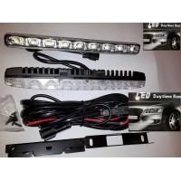 Ходовые LED огни 12V 18W