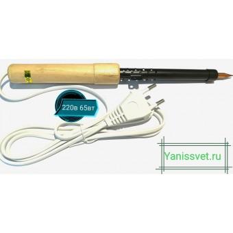 Паяльник электрический 65W 220V