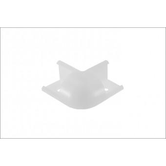 Соединитель угловой (внешний) для профиля углового (16х16)