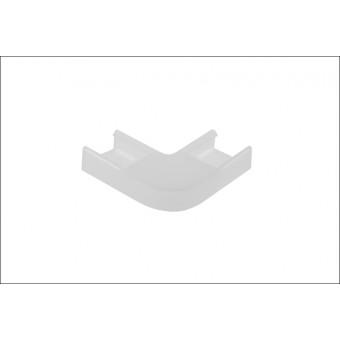 Соединитель угловой (внутренний) для профиля накладного (15х06)