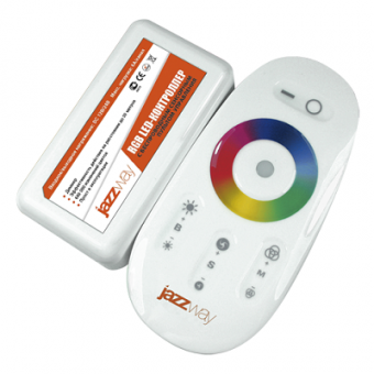 Контроллер сенсорный RGB RC-4000 216/432W 12/24V