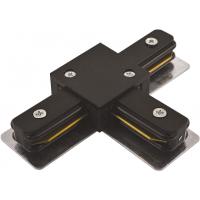 Т-образный коннектор белый, черный для шинопровода