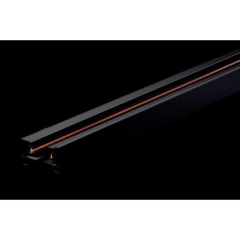 Трек (шинопровод) светодиодный черный 2м