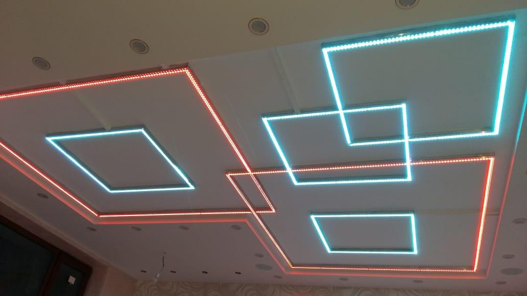 Фото светодиодной ленты